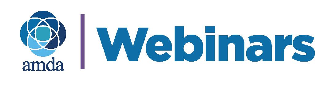 AMDA Webinars
